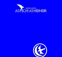 House Arryn: As High as Honor - House Colors by Zahaidies