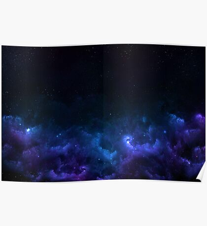 Ocean Nebula Poster