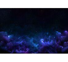 Ocean Nebula Photographic Print