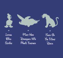 Disney Code by MoriNoYosei