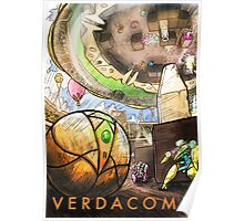VERDACOMB Arena Poster Poster