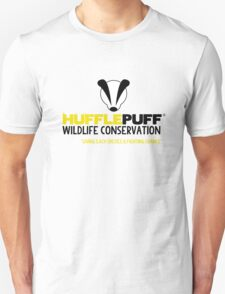 Hufflepuff Wildlife Conservation T-Shirt