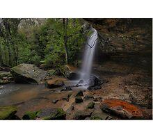 Horseshoe Falls. (2-6-13) Photographic Print