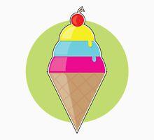 Ice Cream Cone Unisex T-Shirt