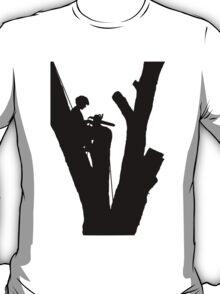 Tree Cutter T-Shirt