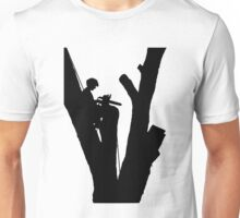 Tree Cutter Unisex T-Shirt