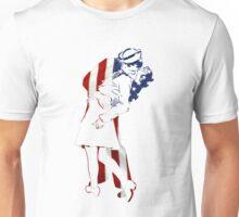Kissing Sailor Unisex T-Shirt