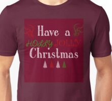 Holly Jolly Unisex T-Shirt