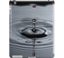 Water drop iPad case iPad Case/Skin