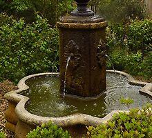 Fountain by WildestArt