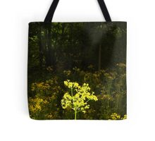 One Bold Stalk Tote Bag