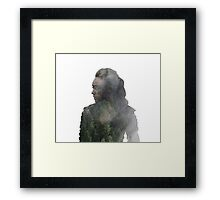 Lexa - The 100 Framed Print