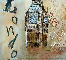 LONDON by Dottie Cooper-Katz
