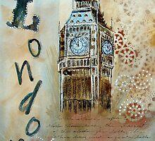 LONDON by Dottie Cooper-Katz