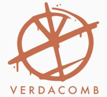 VERDACOMB Orb Suit Symbol Sticker by VERDACOMB