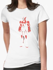Barnaby Brooks Jr. Womens Fitted T-Shirt