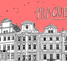 Prague. by jeune-jaune