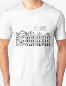 Prague. Unisex T-Shirt
