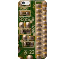 electronica pod 4 iPhone Case/Skin