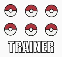 Pokémon Trainer by LimeCatMaster