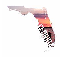 Florida Sunset Photographic Print