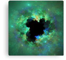 Halo Nebula Canvas Print