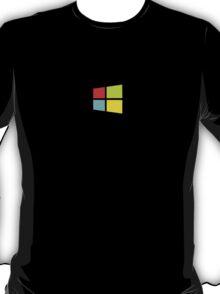 Windows 8 Modern Colour Logo T-Shirt