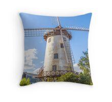 The Windmill, Launceston, Tasmania, Australia Throw Pillow