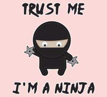 Trust me i am a ninja Kids Clothes