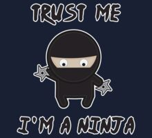 Trust me i am a ninja Kids Clothes