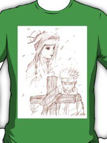 Naruto and Haku T-Shirt