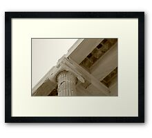 arquitecture Framed Print