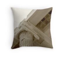 arquitecture Throw Pillow