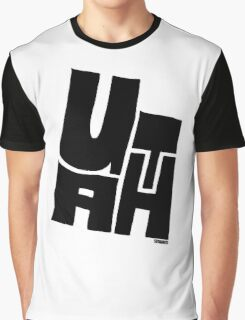 Utah Graphic T-Shirt