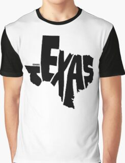 Texas Graphic T-Shirt