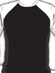 The 12th Precinct's Fantastic Four T-Shirt