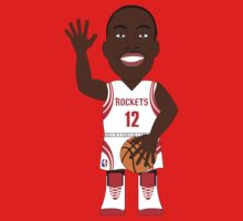NBAToon of Dwight Howard, player of Houston Rockets by D4RK0