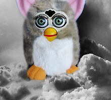 ❀◕‿◕❀FERBY IN CLOUDS COMING TO MAKE A HOME ON EARTH CARD/PICITURE❀◕‿◕❀ by ✿✿ Bonita ✿✿ ђєℓℓσ