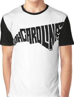 North Carolina Graphic T-Shirt