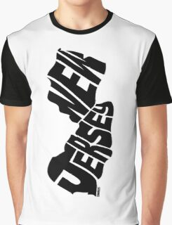 New Jersey Graphic T-Shirt
