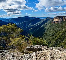 Spectacular Kanangra Walls by Chris  Randall