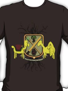 Lemongrab Coat-of-Arms T-Shirt