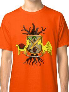 Lemongrab Coat-of-Arms Classic T-Shirt