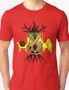 Lemongrab Coat-of-Arms T-Shirt