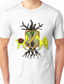 Lemongrab Coat-of-Arms Unisex T-Shirt