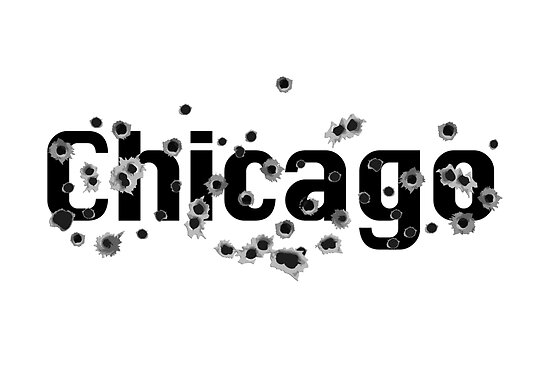 Chicago Mafia History Boss Gunshots Funny Prints / T-Shirts/ iPad iPhone Cases/ Samsung Galaxy Cases  by CroDesign