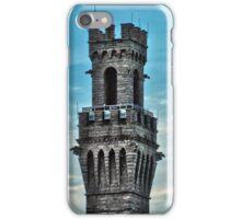 Pilgrim Monument iPhone Case/Skin