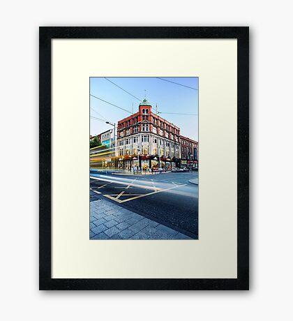 O'Connell Street, Dublin Framed Print