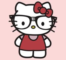 Hello Kitty w/ glasses by Jeremy B