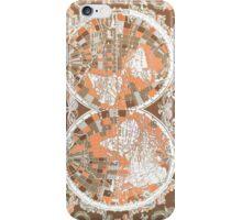 world map antique 2 iPhone Case/Skin